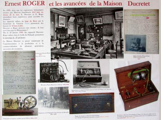 Ernest Roger et les avancées de Ducretet - 20160918_BonRepos_ErnestRoger_Panneau4