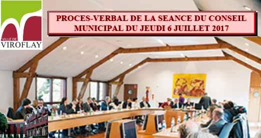 conseil-municipal-Viroflay 20170706