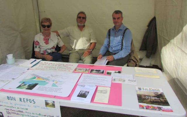 Forum des Associations de Versailles (10/09/2016)