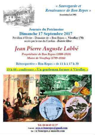 Jean Pierre Auguste Labbé, un gentleman-farmer à Viroflay