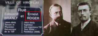 Qui était Ernest Roger ?